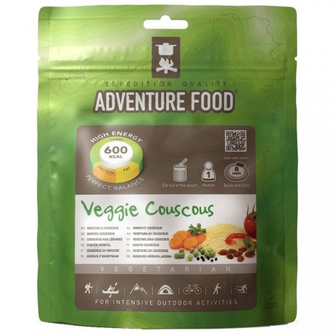 Adventure Food Dried Veggie Couscous