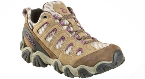 Oboz Ladies Sawtooth Low BDry Violet