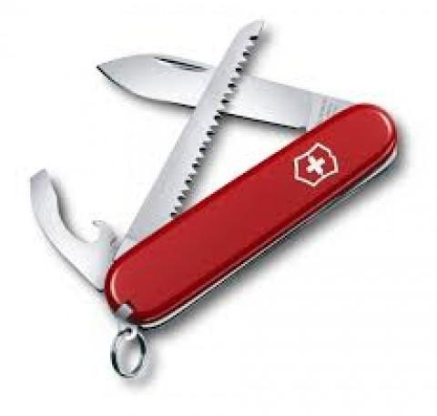 Victorinox Walker Swiss Army Knife Red