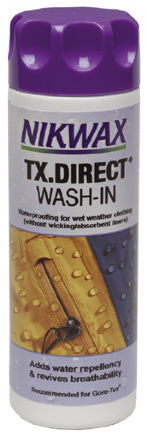 Nikwax TX Direct Wash-In 300ml Bottle