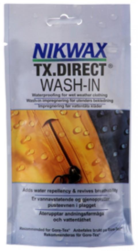 Nikwax TX Direct Wash-In 100ml Pouch