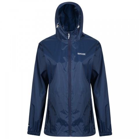 Regatta Ladies Pack-It Jacket Midnight