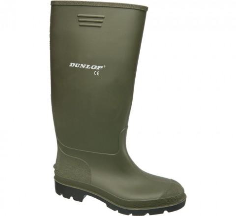 Dunlop Green Welly