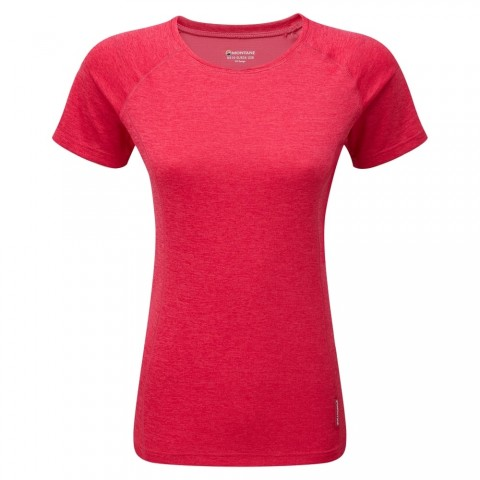 Montane Ladies Dart T-Shirt French Berry