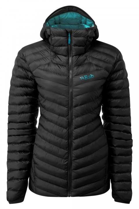Rab Ladies Cirrus Alpine Jacket Black