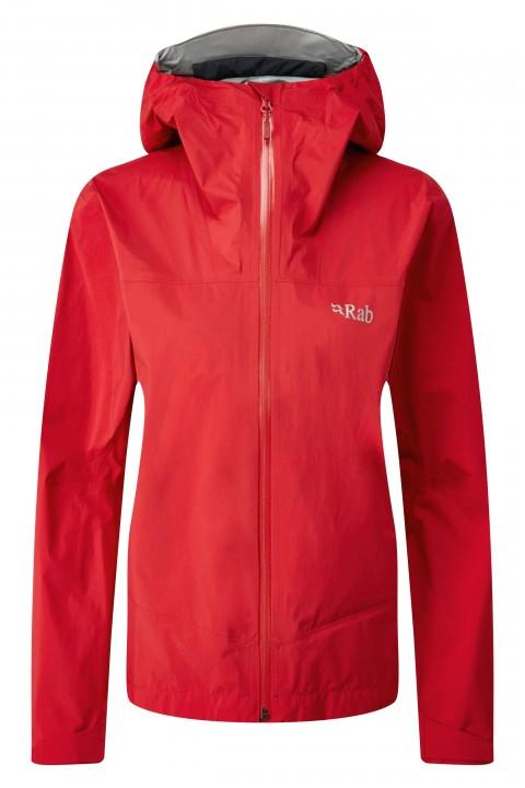 Rab Ladies Meridian GTX Jacket Ruby Red