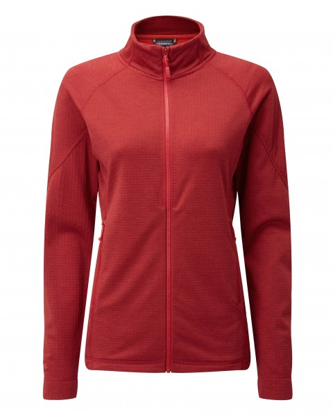 Rab Ladies Nucleus Jacket Crimson