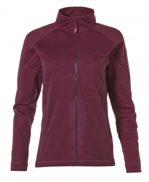 Rab Ladies Nucleus Jacket Eggplant