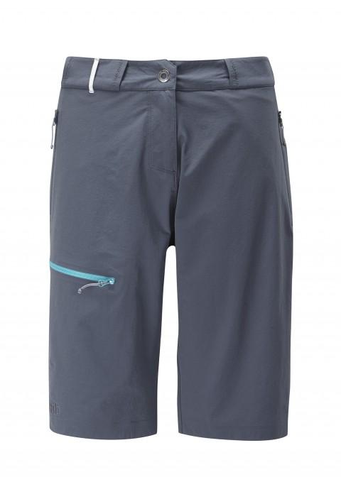 Rab Ladies Raid Shorts Beluga