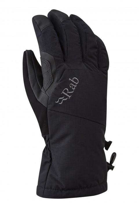 Rab Ladies Storm Waterproof Glove Black