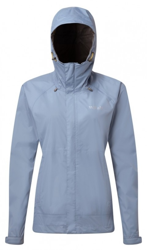 Rab Ladies Downpour Jacket Thistle