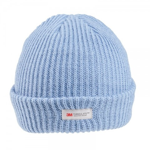 Ladies Thinsulate Ski Hat Blue