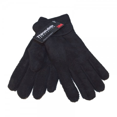 Kids Thinsulate Lined Fleece Gloves