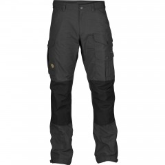 Fjällräven Mens Vidda Pro Trousers Dark Grey