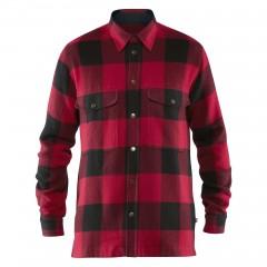 Fjällräven Mens Canada Shirt Red