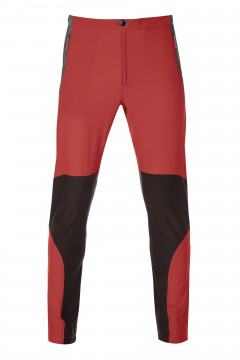 RAB MENS TORQUE PANTS ASCENT RED