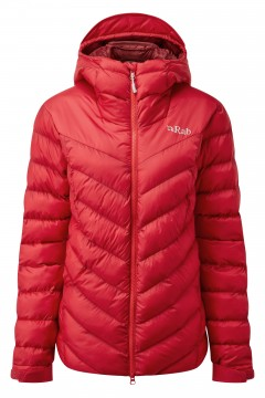 Rab Ladies Nebula Pro Jacket Ruby