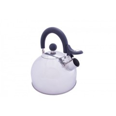 Vango 1.6L Stainless Steel Kettle With Folding Handle