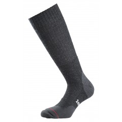 1000 Mile Fusion Sock Charcoal