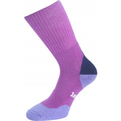 1000 Mile Ladies Fusion Sock Fuchsia