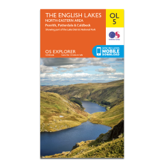 Explorer Outdoor Leisure Maps for the Lake District