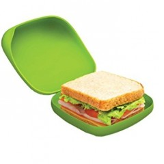 Trekmates Sandwich Box Green