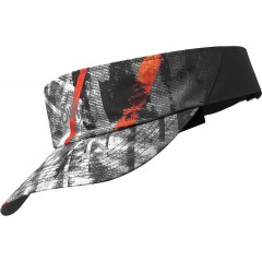 Buff Visor R-City Jungle Grey