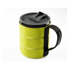 GSI Infinity Ultralight Backpackers Mug Green