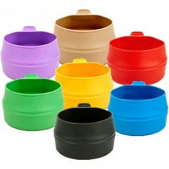 Wildo Big Fold A Cup Assorted Colours