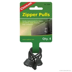 Coghlans Zip Pulls Pack Of 4