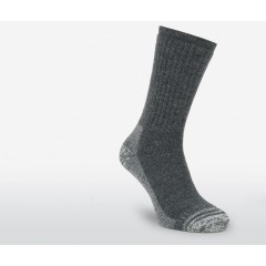 Silverpoint Alpaca Merino Wool Hiker Sock Dark Grey