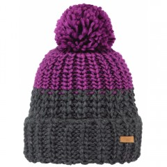 Barts Jorke Beanie Dark Heather