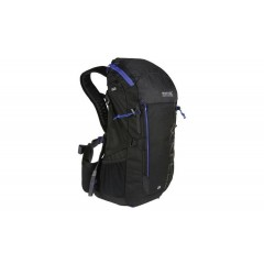 Regatta Blackfell 25L Black/Surfspray