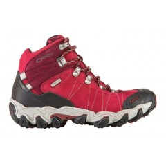 Oboz Ladies Bridger Mid BDry Rio Red