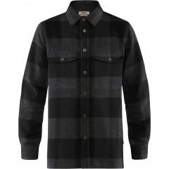 Fjällräven Mens Canada Shirt Black