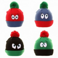 Kids Eyes Knitted Hats