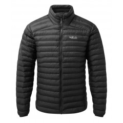 Rab Mens Cirrus Jacket Black