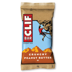 Clif Energy Bar - Crunchy Peanut Butter