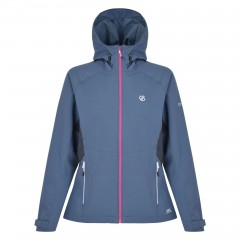 Dare2b Ladies Compete Jacket Meteor Grey