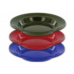 Highlander 22cm Deep Plate Assorted Colours