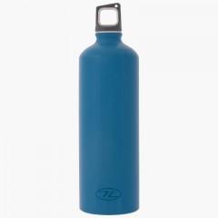 HIGHLANDER 1L ALUMINIUM BOTTLE BLUE