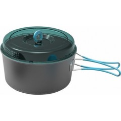 Highlander 2.6L Hard Anodised Aluminium Cook Pot