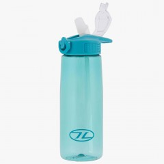 Highlander 700ml Tritan Straw Bottle Blue