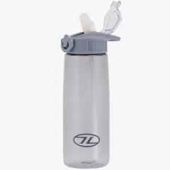 Highlander 700ml Tritan Straw Bottle Charcoal