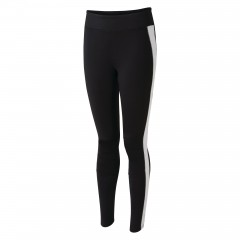 Dare2b Ladies Curvate Leggings Black/White