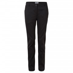 Craghoppers Ladies Kiwi Pro II Stretch Trousers Black