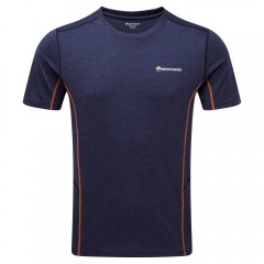 Montane Mens Dart T Shirt Antarctic Blue