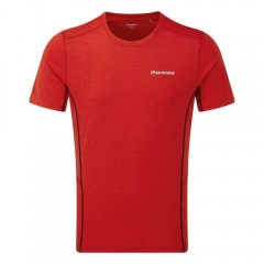 Montane Mens Dart T Shirt Alpine Red