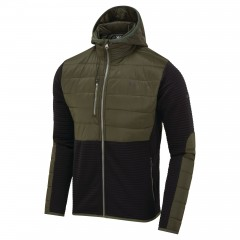 DARE2B MENS NARRATIVE JACKET KHAKI/BLACK