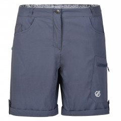 Dare2b Ladies Melodic Shorts Quarry Grey